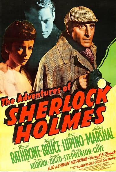 Movies! TV Network | The Adventures of Sherlock Holmes