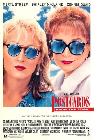 Movies! TV Network | Postcards from the Edge